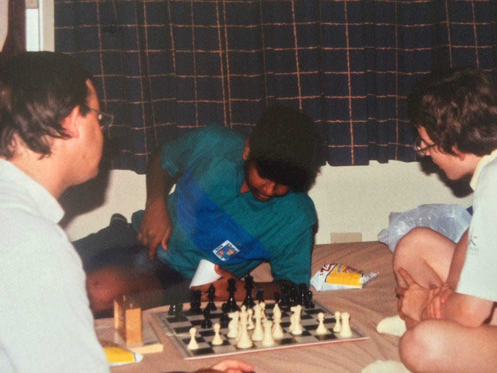 World Junior Championship Under 16, Puerto Rico 1989