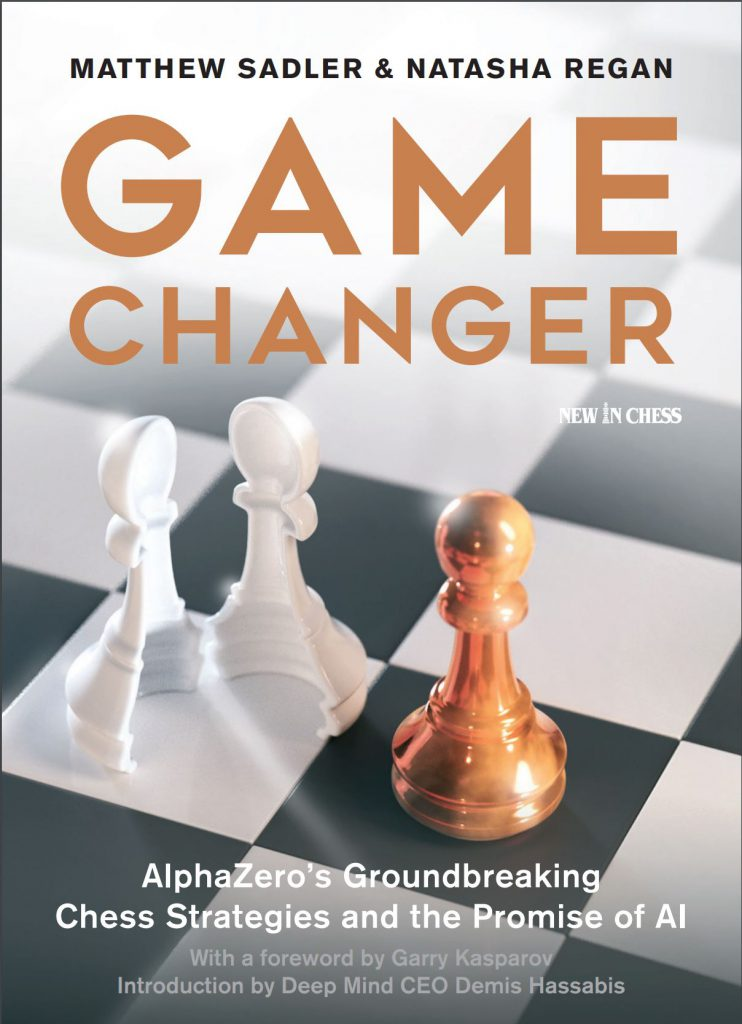 Game Changer by Matthew Sadler and Natasha Regan